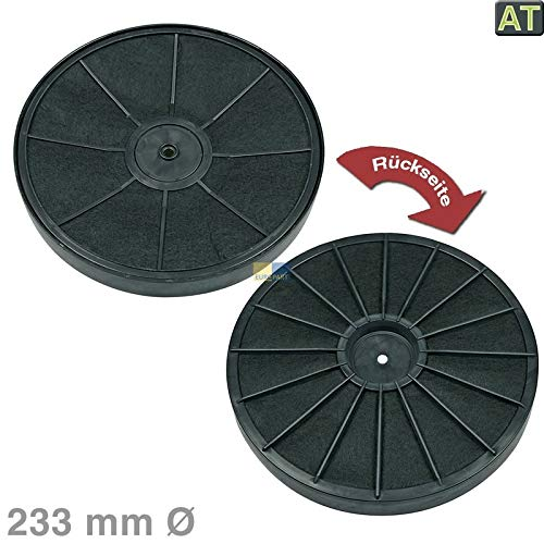 LUTH Premium Profi Onderdelen Koolstoffilter EFF 54 Afzuigkap voor Electrolux 5029467700 5029467700/5