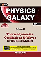 Physics Galaxy 2020-21: Vol.2 - Thermodynamics, Oscillations & Waves 2e