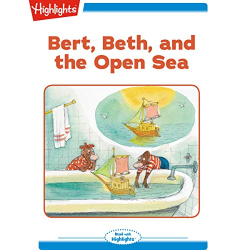 Bert Beth and the Open Sea cover art