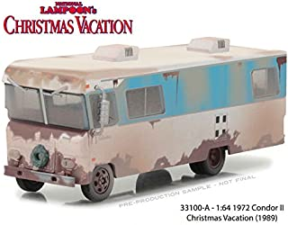 New 1:64 GREENLIGHT COLLECTION - H-D TRUCKS - Beige 1972 Condor II RV from