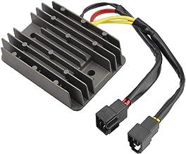Regulador Rectificador Regulator Compatible con Triumph Street Triple 675 Daytona 600 650 955 Tiger 955 1050 Speed Triple Street Thunderbird