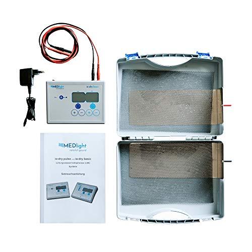 MEDlight -   Iontophorese-Gerät