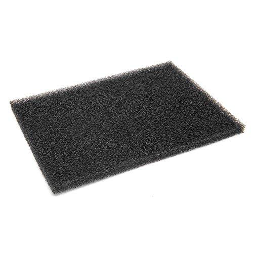 vhbw Filtro de pelusa, filtro de espuma para diversas secadoras de AEG, Electrolux