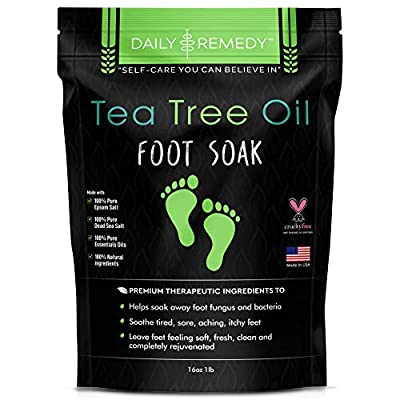Tea Tree Oil Foot