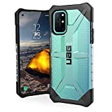 URBAN ARMOR GEAR UAG Designed for OnePlus 8T Case Rugged Translucent Ultra-Thin Lightweight Military Drop Tested Protective Cover, Ice