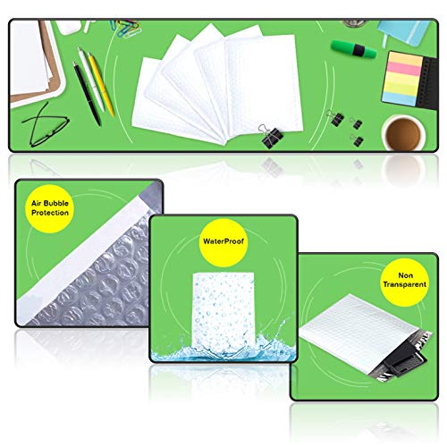 Sales4Less #7 Poly Bubble Mailers 14.25X20 Inches Shipping Padded Envelopes Self Seal Waterproof Cushioned Mailer 25 Pack Photo #5
