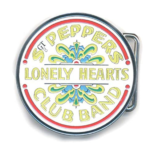 Beatles - Buckle Sgt Pepper (in One Size)