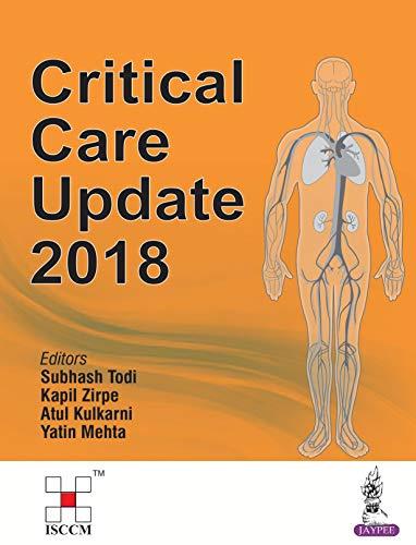 Critical Care Update 2018 - Original PDF
