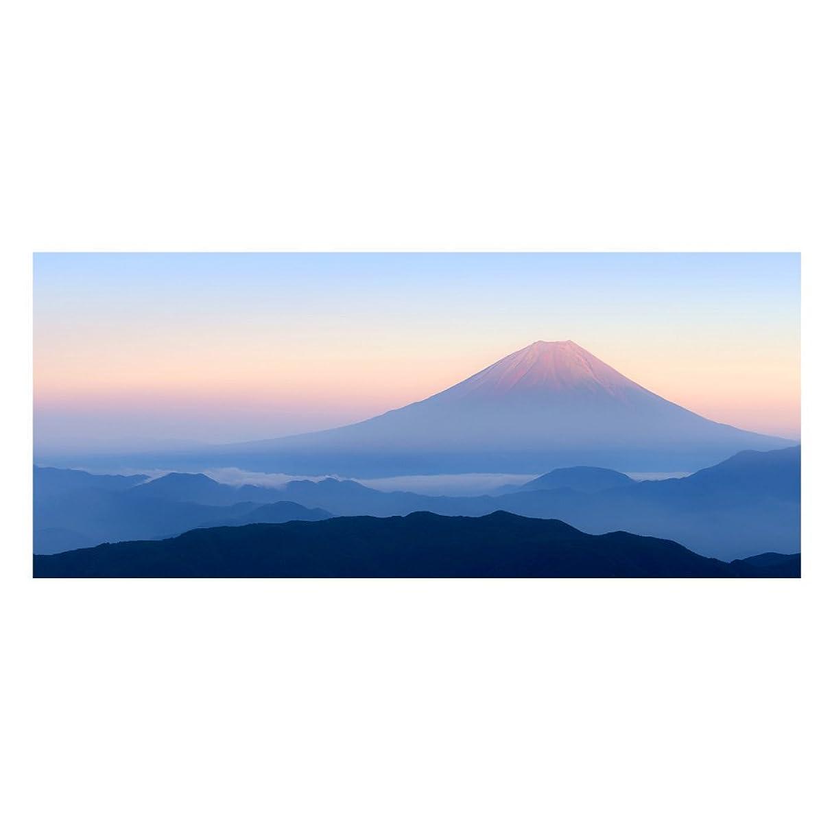 興奮する提出するとてもウォールステッカー MU3アクセント壁紙 富士山 fuji 山 日本 自然 旅行 写真 ポスター シール アート