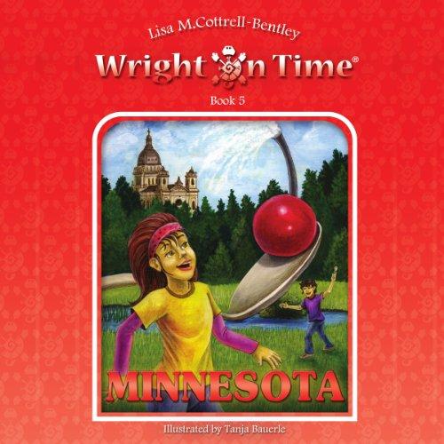 Minnesota audiobook cover art