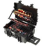 Maletín de electricista Competence XXL, 115 unid.