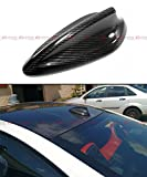 Cuztom Tuning Direct Stick On Shark Fin Antenna Real Carbon Fiber Cap Cover for 2013-2019 BMW F30 F32 F36 F22 F80 F82 M3 M4 Antenna