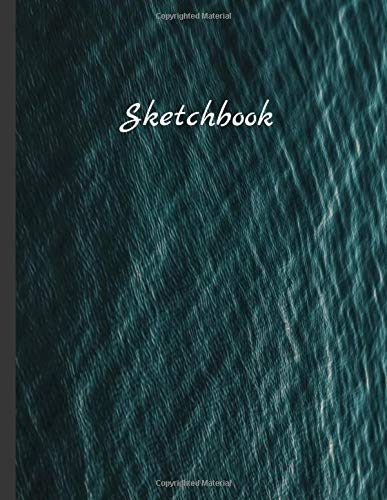 Sketchbook: Black Dotted Graph Paper Sketch Pad | Fashion Design Sketchbook | Jewelry Design Sketch Pad | Large 8.5