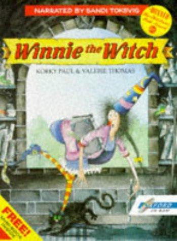Winnie the Witch, 1 CD-ROMFor Windows 3.1/95