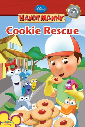 Handy Manny Early Reader: Cookie Rescue