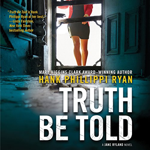Truth Be Told audiobook cover art