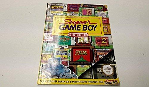 Super Game Boy - Der offizielle Nintendo Spieleberater