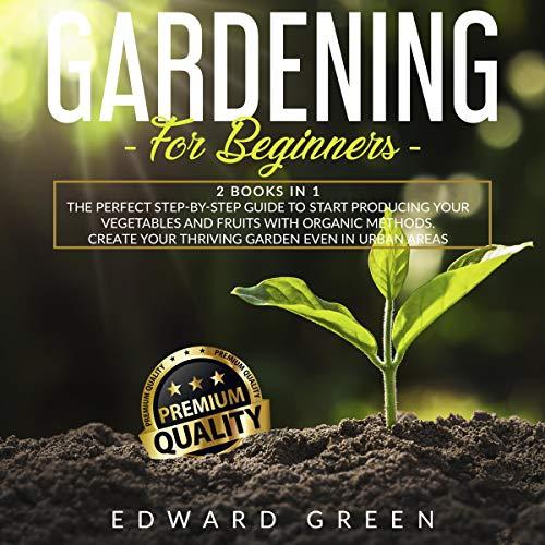 Gardening for Beginners cover art
