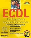 ECDL - Der Europäische Computer Führerschein: Lernsoftware und Trainingsbuch für Office XP (M+T Software)