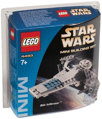 LEGO Star Wars 4493 - Mini Sith Infiltrator