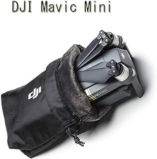 Maxku DJI Mavic Mini ケース カバー 防水 軽量 オックスフォード布全面保護型 (ブラック)