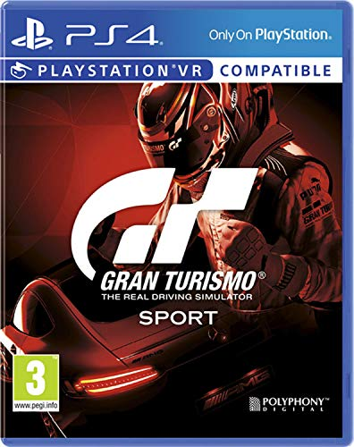 JUEGO SONY PS4 GRAN TURISMO SPORT DAY ONE EDITION