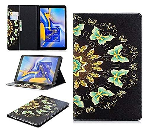 WSY Tab Accessories for Samsung Galaxy Tab a A2 10.5, Flip Owl Bear Pu Leather Case for Samsung Galaxy Tab a A2 10.5 (Color : 12)
