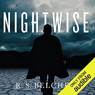 Nightwise audiobook cover art