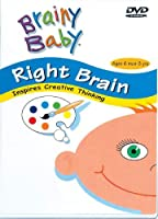 Right Brain: Inspires Creative Thinking [DVD]