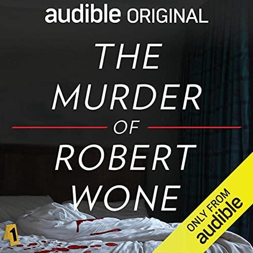 The Murder of Robert Wone cover art