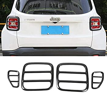 Best jeep renegade tail light covers Reviews