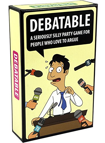 Debatable - A Hilarious Party Game for People who Love to Argue