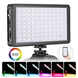 Best Pocket Camcorders - Neewer F7 RGB LED Light for Camera Camcorder Review