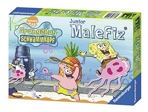 Ravensburger 26356 - Spongebob: Junior-Malefiz Spiel