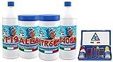 miglior C.A.G Chemical 4ALL000 4All Kit Trattamento Acque