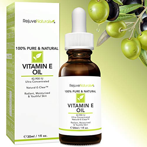 Vitamin E Oil - 100% Pure