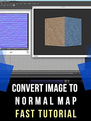 Normal Map Tutorial: Crazy Bump for Maya - 3dsmax - Cinema 4D
