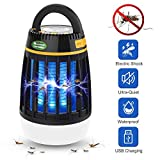 Millennials Outdoors Electronic Insect Killer, Mosquito Killer, Bug Zapper Outdoor and Indoor 3 in 1 Lamp Killer…