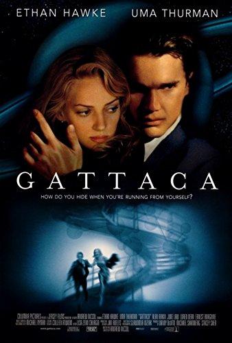 Gattaca Movie Poster (68,58 x 101,60 cm)