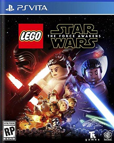 Jogo Lego Star Wars The Force Awakens PS Vita