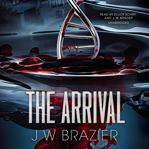 The Arrival cover art