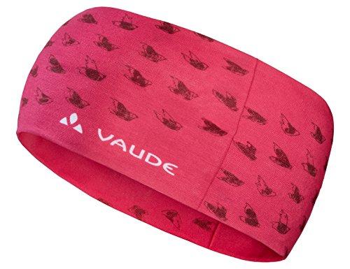 VAUDE Cassons Headband Accessories, Strawberry, One Size