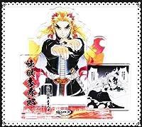 鬼滅の刃 煉獄杏寿郎 名場面ジオラマフィギュア バースデー グッズ 煉獄 誕生日 バースデイ アクリルスタンド アクスタ 無限列車