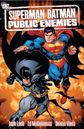 dc comics of public enemies Superman/Batman VOL 01: Public Enemies (Superman/Batman (Graphic Novels))