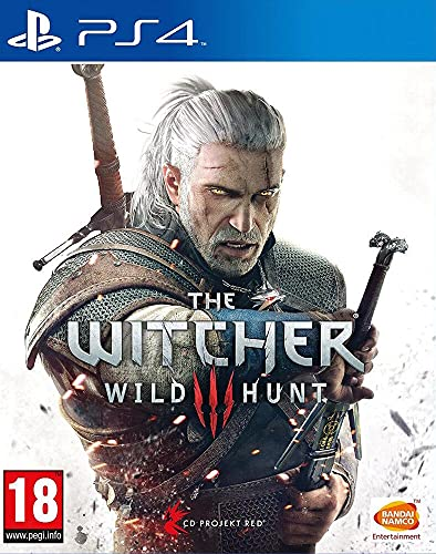The Witcher 3: Wild Hunt - PlayStation 4 [video game]