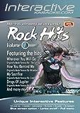 Karaoke Rock Hits - Interactive: Volume 1 [DVD]