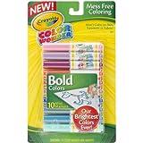 Crayola Color Wonder Mini marker in grassetto