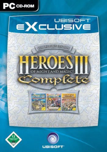 Heroes of Might and Magic III - Complete [UbiSoft eXclusive]