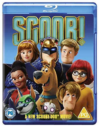 Scoob! [Blu-ray] [2020] [Region Free]