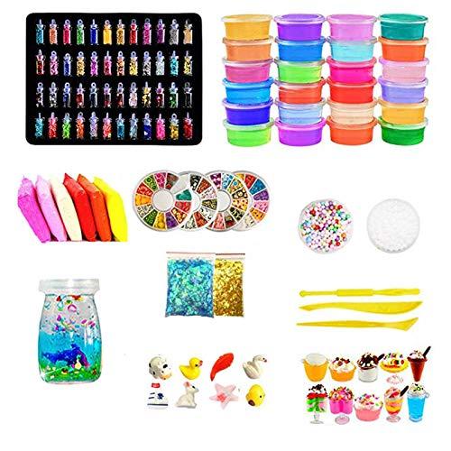 Cucheeky Kit de slime para niños y niñas